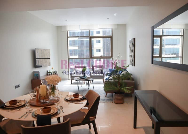2 Waterfront 2BR Apartment|With Amazing Payment Plan