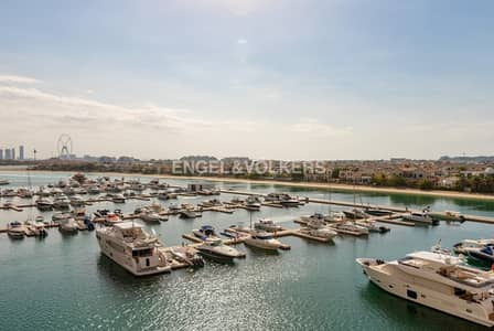 3 Bedroom Apartment for Sale in Palm Jumeirah, Dubai - Bldg 02 |Full Sea View | Type B | Vacant