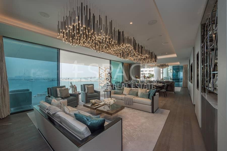 Panoramic Sea | Palm Jumeirah | Penthouse