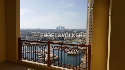 2 Bedroom Flat for Sale in Palm Jumeirah, Dubai - Sea View | Vacant Now | Type C | Bldg 02