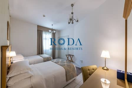 2 Bedroom Apartment for Rent in Downtown Dubai, Dubai - Burj Khalifa View|Fully Furnished| Bills included
