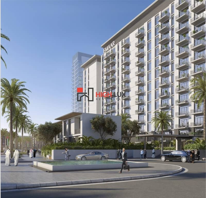 2 A splendor Park View Apartment for sale in Executive Residences located at Dubai Hills Estate by Emaar