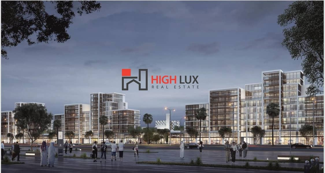 2 The Solo apartments in East Village Sharjah by Arada developments extravagant sale and payment plan