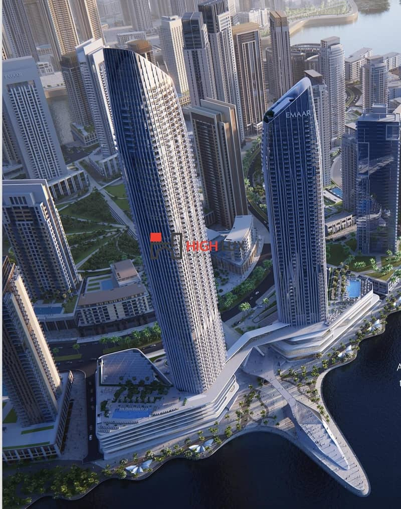 12 An inordinate Waterfront Hotel Apartment of Address Harbour Point by Emaar