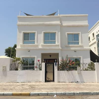 فیلا  للايجار في البطين، أبوظبي - Standalone 6 bedroom villa located in Bateen