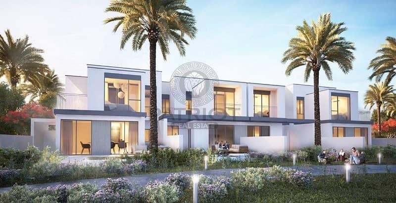 Emaar Most Awaited Off Plan 3-5 BR Maple at Dubai Hills