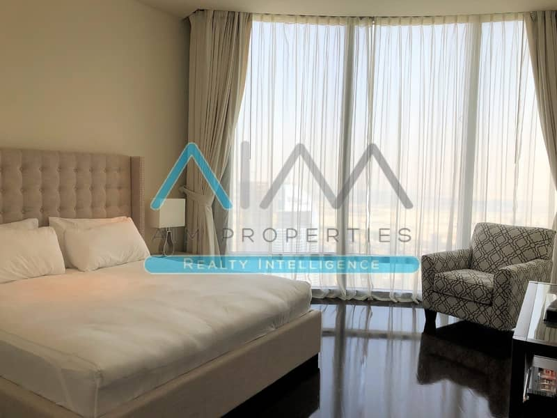 2 2 BR+M| FULLY FURNISHED| F.FOUNTAIN VIEW