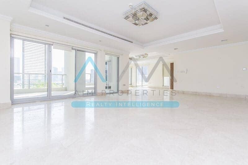 Podium Villa | 4 BR Duplex | Burj View
