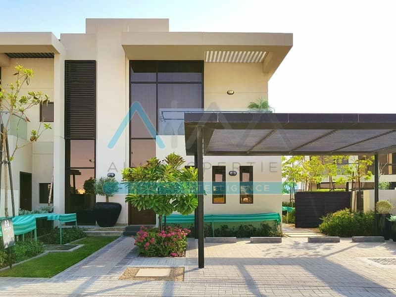 10 THM Villa for Rent in Damac Hills @ 110K