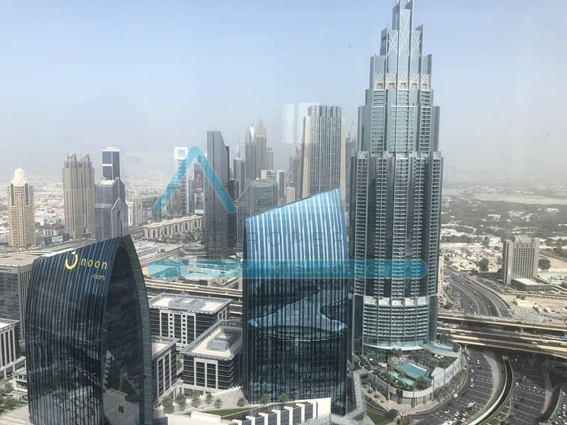 20 Huge 3 BR+Maid   Stunning   Burj Khalifa