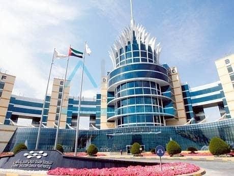 2 1BR  Dubai Silicon Oasis   AED 40k/4 chq