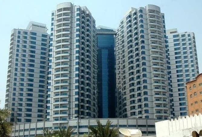 شقة في برج صقر الراشدية الراشدية 2 غرف 28000 درهم - 2921864