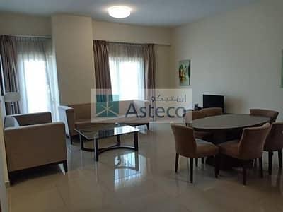 شقة 1 غرفة نوم للايجار في داون تاون جبل علي، دبي - 1 Bedroom Unfurnished Apartment For Rent In Jebl Ali