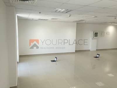 Office for Rent in Jumeirah Lake Towers (JLT), Dubai - Spacious office for rent | JLT | Cluster N1