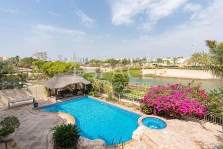 فیلا 5 غرفة نوم للبيع في السهول، دبي - Immaculate Condition | Upgraded Private Pool
