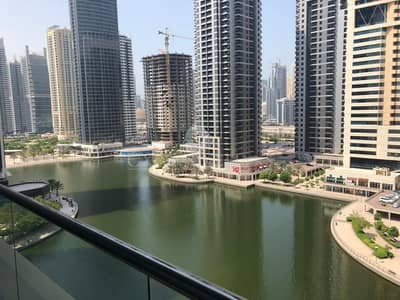 Studio for Rent in Jumeirah Lake Towers (JLT), Dubai - Well maintained Studio Balcony & Parking