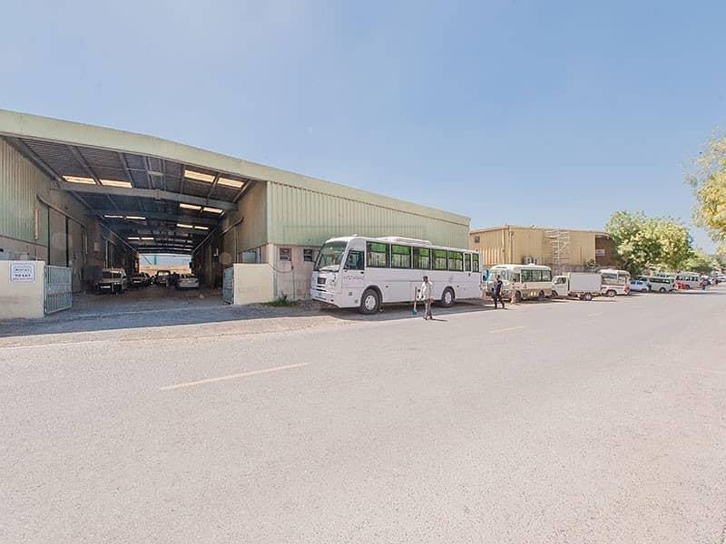 800 Sq. Ft. Warehouse Available in Al Rashidiya