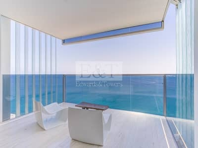 4BR Penthouse/Burj  Al Arab views/4 Cheques
