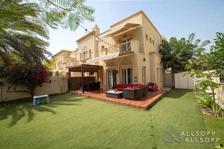 3 Bedroom Villa for Sale in The Springs, Dubai - Fully Upgraded | Single Row | Corner Unit