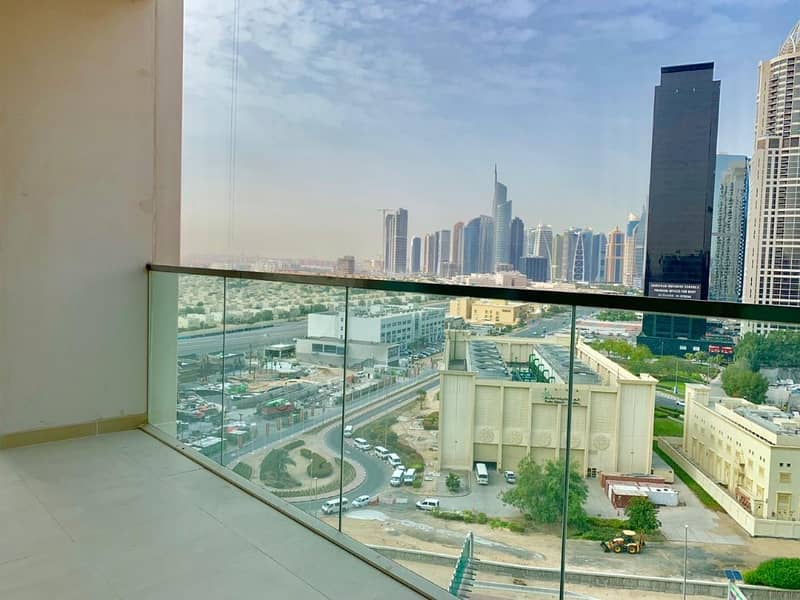 Relaxing View Brand New High Floor 2 Bedroom