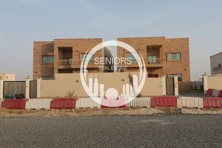 5 Bedroom Villa for Sale in Mohammed Bin Zayed City, Abu Dhabi - Corner Lot. 2 Villa with separated gate.