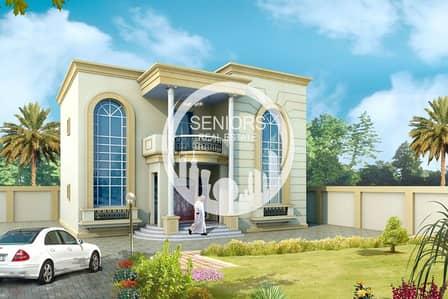 5 Bedroom Villa for Sale in Shakhbout City (Khalifa City B), Abu Dhabi - Outstanding 5 BR Villa in Shakhbout City