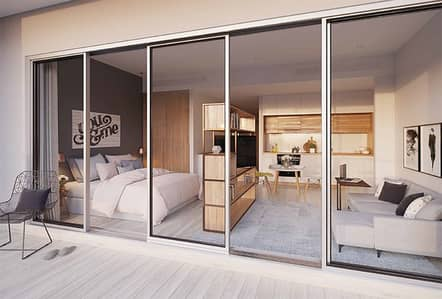 1 Bedroom Apartment for Sale in Dubai Marina, Dubai - 1 Bedroom I Studio One l 30%-70% Payment Plan