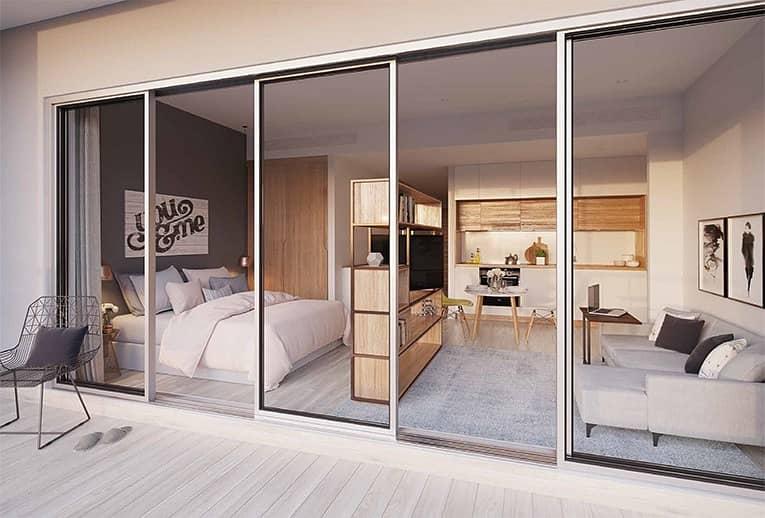1 Bedroom I Studio One l 30%-70% Payment Plan