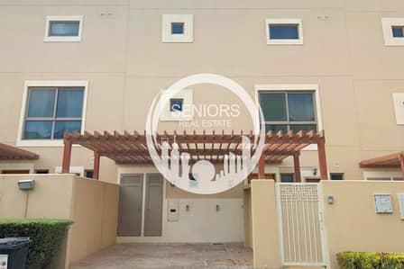 تاون هاوس 3 غرفة نوم للبيع في حدائق الراحة، أبوظبي - تاون هاوس في ياسمينه حدائق الراحة 3 غرف 2300000 درهم - 3804891