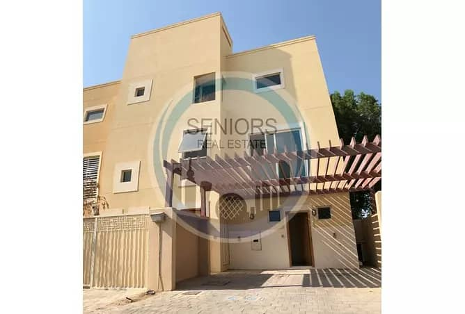 Villa For Sale In Al Raha Gardens 3 bedrooms master