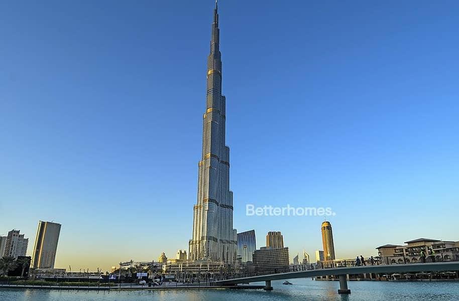 14 1 BR | Burj Khalifa | Fountain View