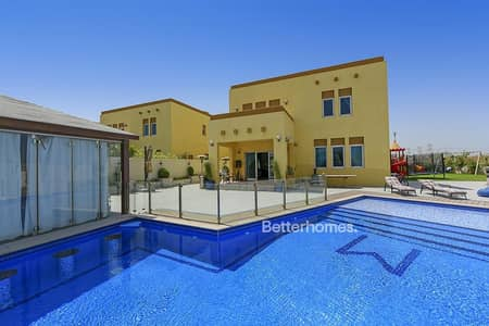 3 Bedroom Villa for Sale in Jumeirah Park, Dubai - Huge Corner Plot | Pool | Heritage Large