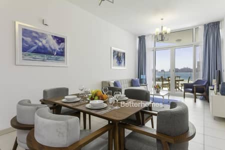 1 Bedroom Apartment for Sale in Dubai Waterfront, Dubai - 1 Bedroom For Sale In Royal Bay Palm Jumeirah