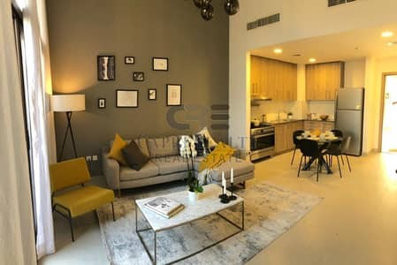 2 Bedroom Flat for Sale in Town Square, Dubai - PAY IN 6 YRS|POST HANDOVER|15 Mns frm MOE