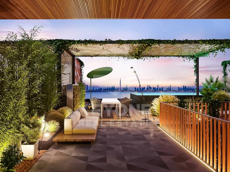 2 Ultra Luxury Water Front Chalet with ROI