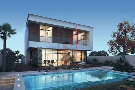 5 Bedroom Villa for Sale in DAMAC Hills (Akoya by DAMAC), Dubai - 5BR Ready -DSF Offer at Discounted Price