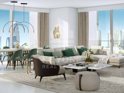 4 Bedroom Flat for Sale in Downtown Dubai, Dubai - Grande at Opera District | 3 Years Post Handover