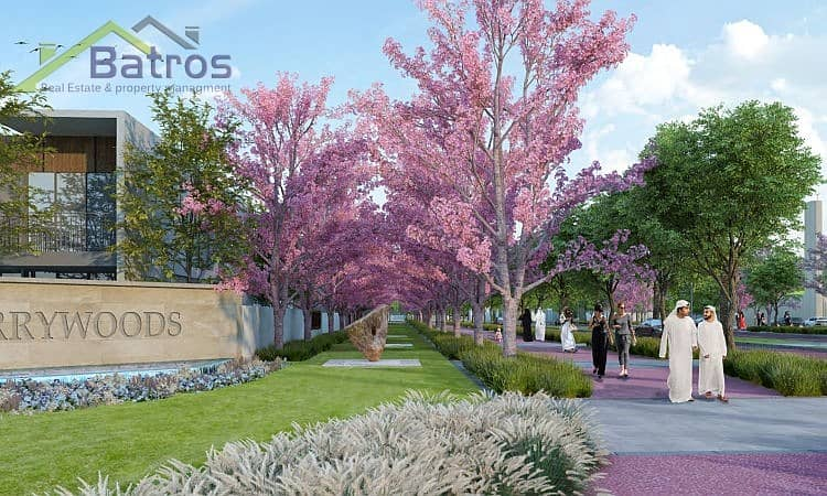 Cherrywoods Villas by Meraas .. 3 BR  with Best prices..NO COMMISSION
