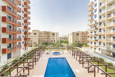 1 Bedroom Flat for Rent in Al Furjan, Dubai - Largest 1 BHK | Chiller Free | Pool view