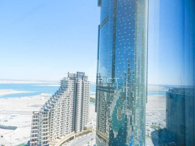 Furnished 3BR Apt I Sea View I Sun Tower
