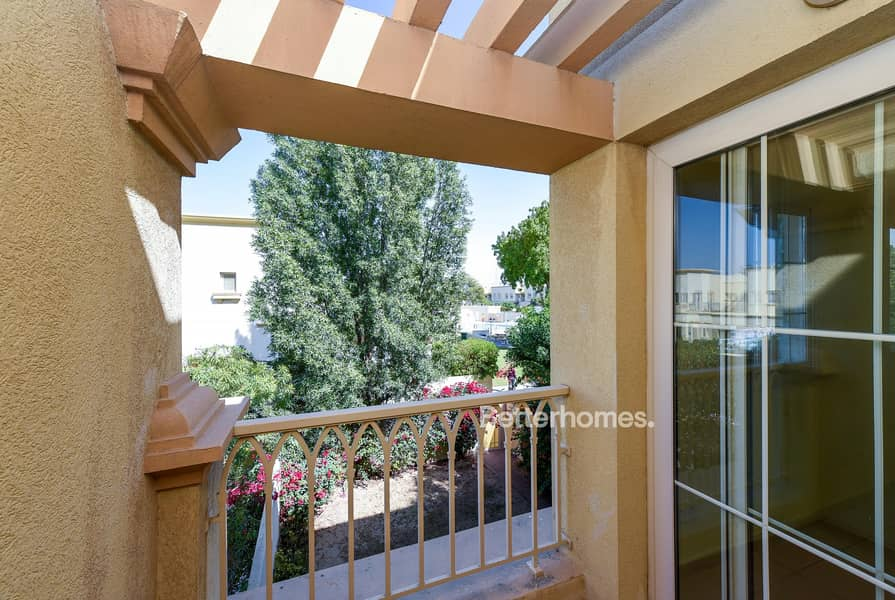 13 Pool and Park View 2 Bed Type 4M in Springs