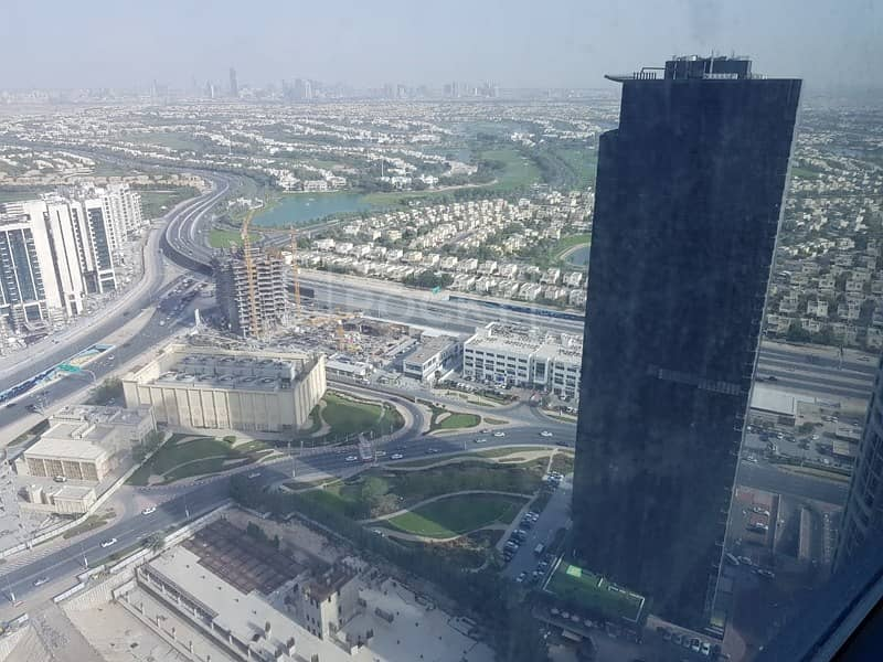 10 Spacious Fitted Office in Jumeirah Bay X2