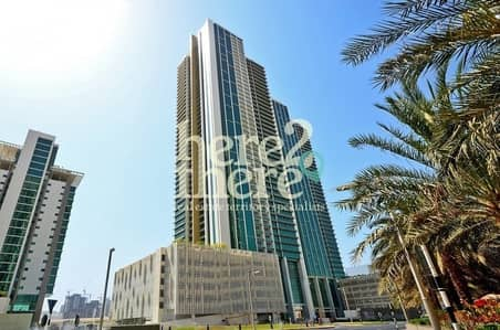 2 Bedroom Flat for Rent in Al Reem Island, Abu Dhabi - Best Offer for Luxurious 2BR+Storage Apartment in Ocean Terrace