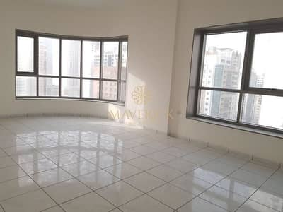4 Bedroom Apartment for Rent in Al Taawun, Sharjah - A/C Free 4BR + Balcony | Maids/R in 4 Cheqs