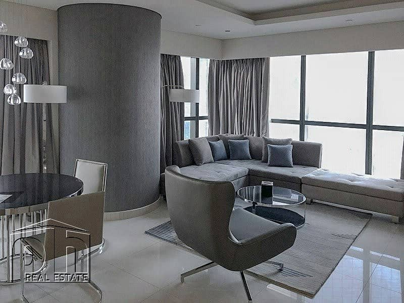 2 Brand New Fully Furnished 2 Bedroom Apartment Paramount Tower 1