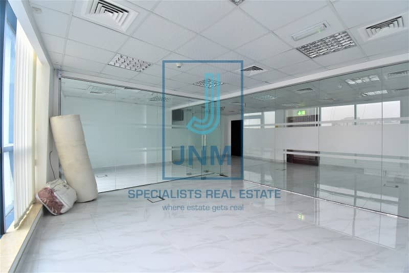 Furnished & Fitted Office Space in Jumeirah Bay X2