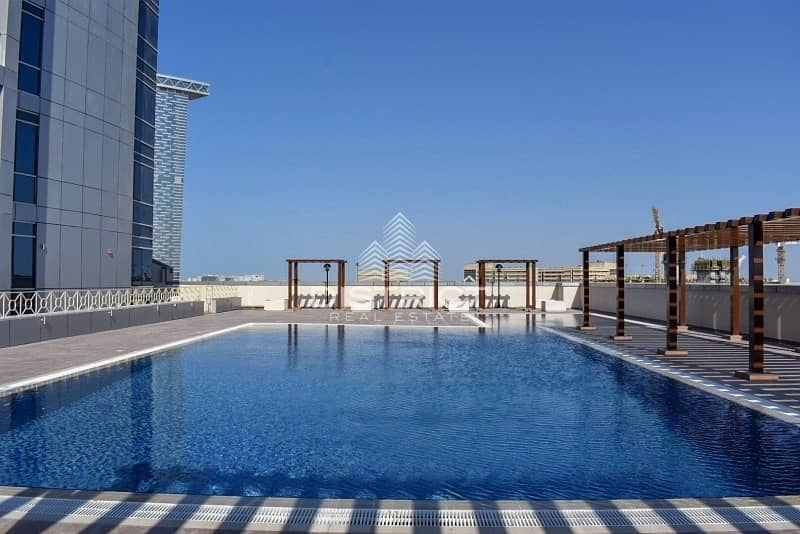 3 Payments - 2 Months Free - Studio Apartment on Reem Island