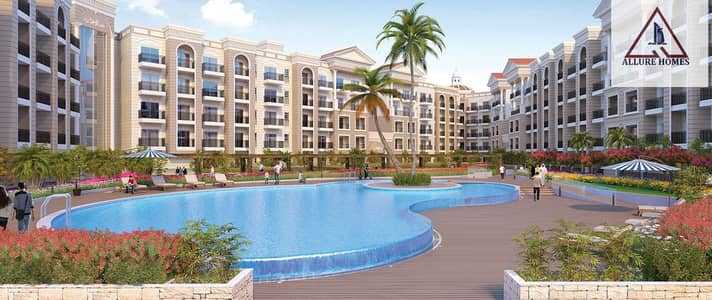 2 Bedroom Flat for Sale in Arjan, Dubai - READY TO MOVE IN , DLD WAIVER ,4 AED SERVES CHARGE FIXED FOR 5 YEARS
