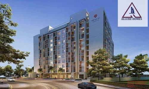 2 Bedroom Flat for Sale in Arjan, Dubai - 70% Post Handover Plan   Elegant 2BR Apt