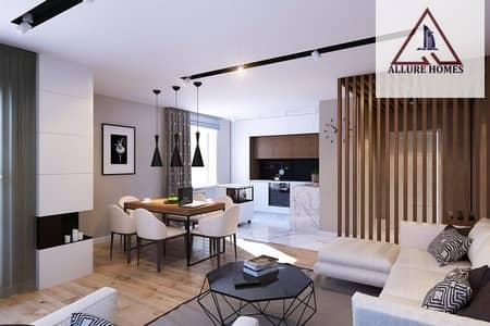 Studio for Sale in Dubai Studio City, Dubai - NO MORE RENT / PAY ONLY 1% MONTHLY / 2 YEARS POST HANDOVER FOR A BRAND NEW APARTMENT